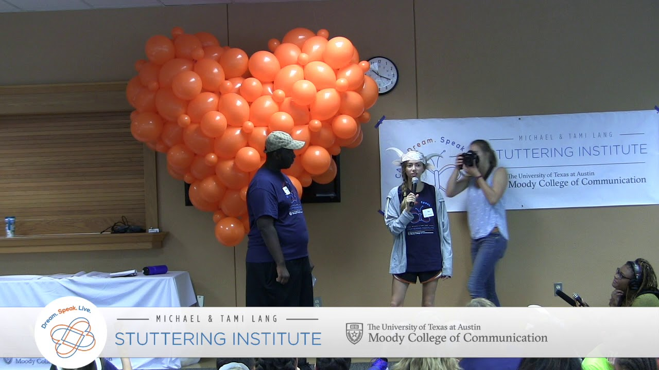 Michael and Tami Lang Stuttering Institute | Moody College of