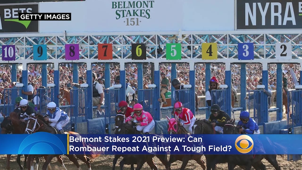 Belmont Stakes 2021 Preview: Can Rombauer Repeat Against A ...