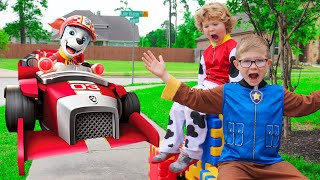 Ready Race Ultimate Rescue | PAW PATROL Videos
