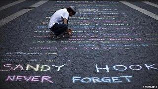 USA : le fabricant de l'arme utilisée pour la fusillade de Sandy Hook poursuivi en justice