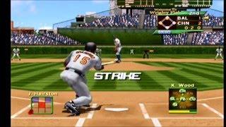 World Series Baseball 2K2 Orioles vs Cubs Part 1