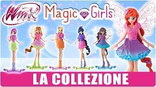 Winx Club - Scopriamo insieme le Winx Magic Girls!