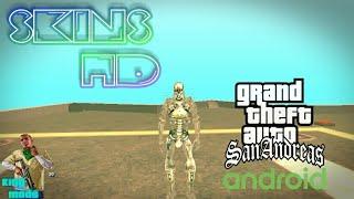 PACK DE SKINS HD PARA GTA SA ANDROID