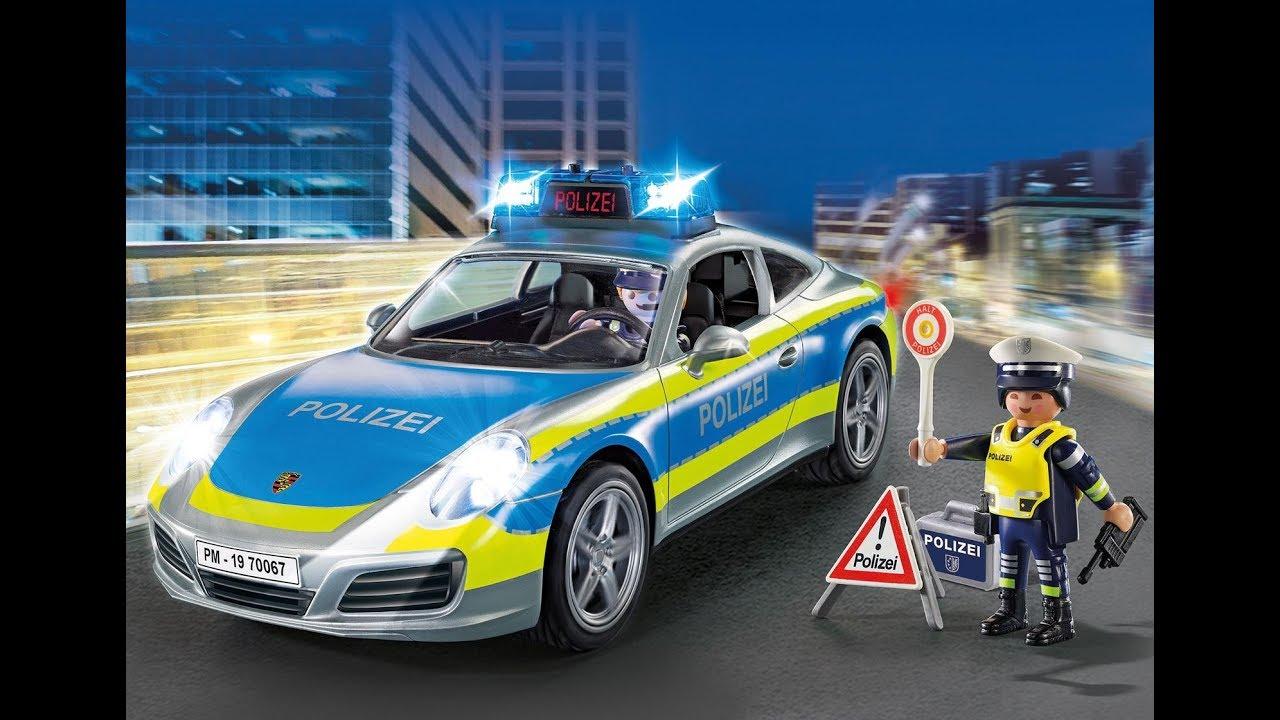 Playmobil Porsche Police Playmobil Porsche Police 2020 2020 70067 67fvbIYgy