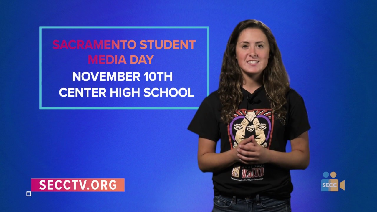 Sacramento Student Media Day 2018 Promo