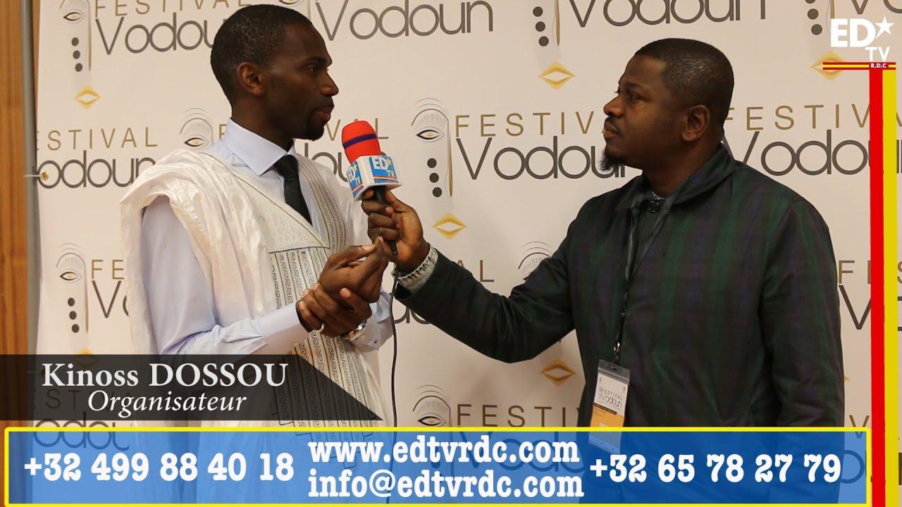 FESTIVAL VODOUN BRUXELLES 2016 LES INTERVIEWS