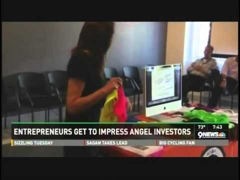Angel Investors Look for Colorado Small Business Channel 9 News Interview.