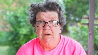 ANGRY GRANDMA READS HATE COMMENTS!