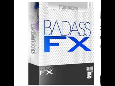 BadAss Fx [VST-Torrent] Hip Hop ,Trap,RnB,Dubstep