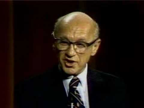 Ross Kaminsky - Milton Friedman: The responsibility of corporations is to increase profits