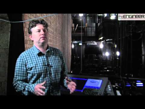 Automating the Royal Shakespeare Theatre