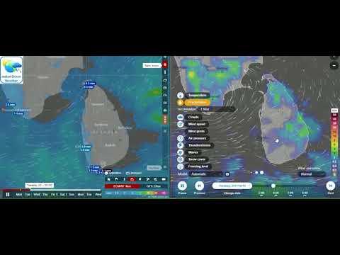101017 Sri Lanka Weather