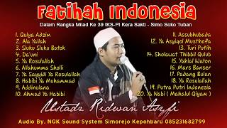 Download lagu USTADZ RIDWAN ASYFI FATIHAH INDONESIA MP3