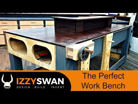 Ultimate Woodworking Workbench   What is the perfect bench?