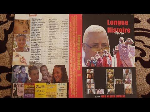(Intégralité) King Kester Emeneya & Victoria Eleison - 10 Clips Longue Histoire 2001 HD