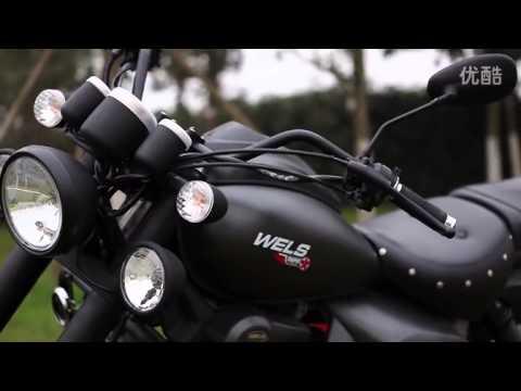 Cruiser motorcycle HERO 2016 from SINOMOTOS.com