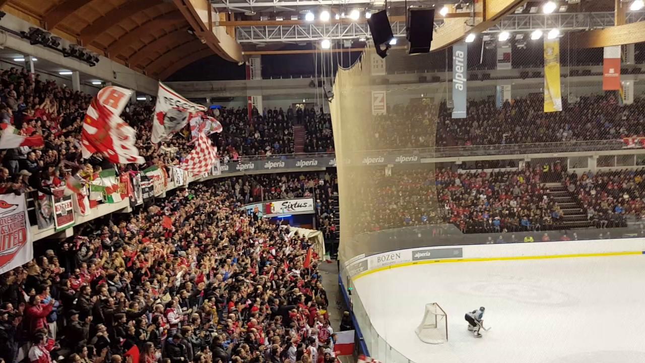 Play-Off EBEL - Hockey Bolzano - Linz 4-6 (06.03.2016 ...