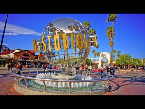 Universal Studios, Los Angeles HD