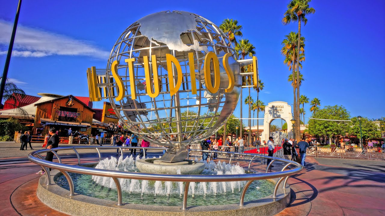 Universal Studios Los Angeles 2014 Hd Youtube