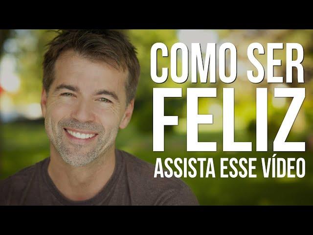 SAIBA COMO SER FELIZ ASSISTA ATÉ O FINAL - REFLEXÃO COM NANDO PINHEIRO