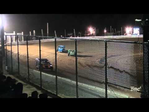 Jackson County Speedway | 5.6.16 | Sport Mods | Heat 2
