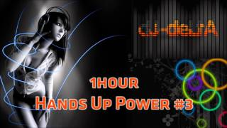 1hour HandsUp Power #3 [HandsUp|Dancecore] 2013