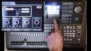Tascam DP24/32SD Tutorial 1: Introduction