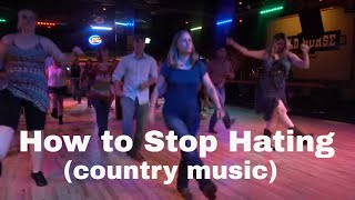 How to Stop Hating