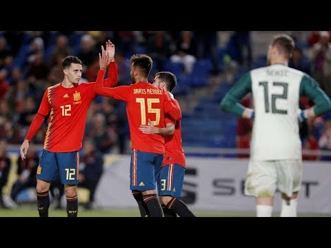 Spain Vs Bosnia and Herzegovina [1-0] - MATCH REVIEW