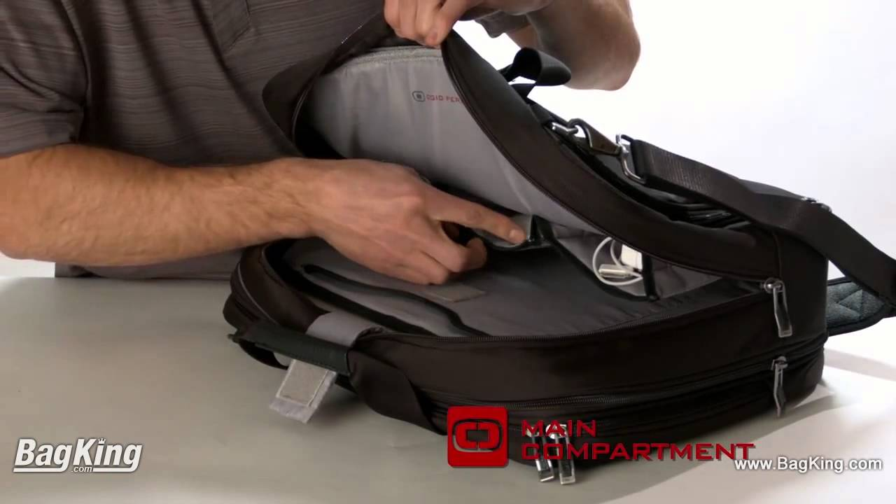 Ogio Element Laptop Messenger Bag Bagking