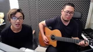 Vài lần đón đưa cover - Hiển Râu guitar vs Hoàng Dũng