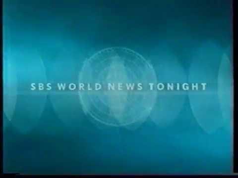 SBS World News Tonight Update (2001)