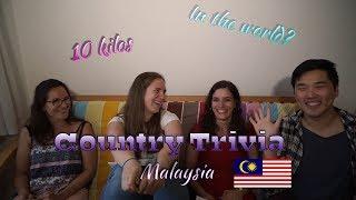 Country Trivia: Malaysia
