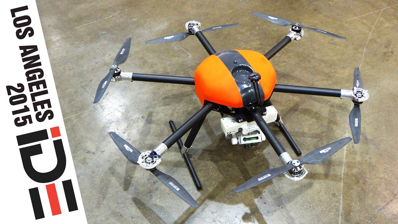 Horizon (Yes, THAT Horizon!) Introduces Precision Agriculture Drones