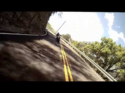 Ride with Supermoto