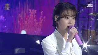 180110 (아이유) IU Autumn Morning + Through The Night @Golden Disc Awards 2018