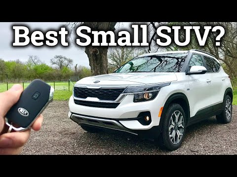 The All-New 2021 Kia Seltos Packs a Punch! | Detailed Review