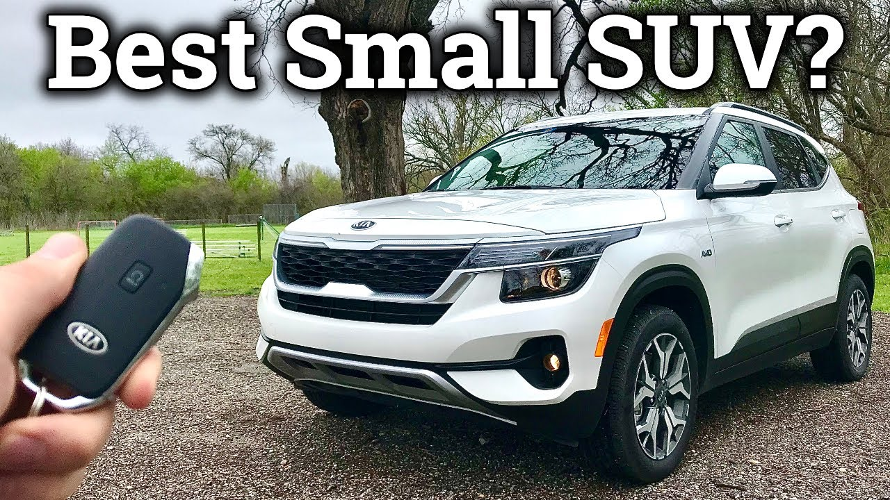 2021 Best Small Suv The All New 2021 Kia Seltos Packs a Punch! | Detailed Review   YouTube