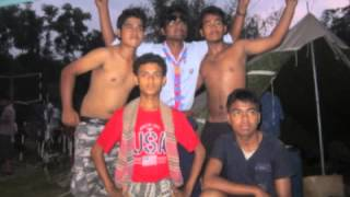 9th Bangladesh & 1st SAANSO Scout Jamboree 2014{NSTC} theme song bit128