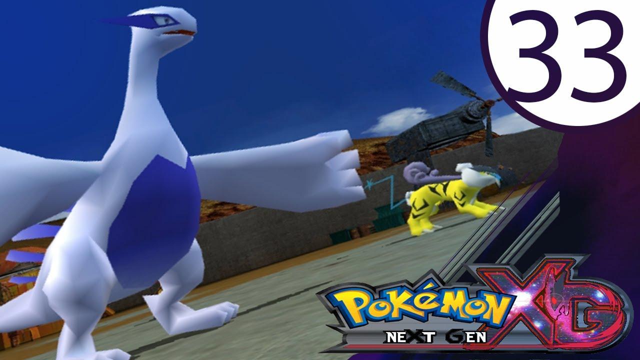 33 - UNE EQUIPE DE FOU    LOL - Let's Play: Pokémon XG, hack rom de Pokémon  XD