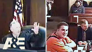 Court Cam: Defendant & Judge Have SASSY Exchange (S3) | A&E