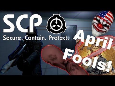 April Fools | SCP: Secret Laboratory