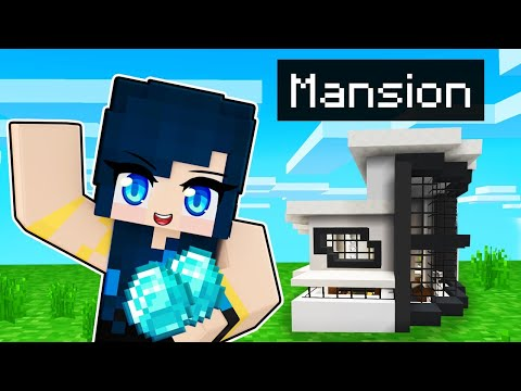 Building a MANSION in Krewcraft!