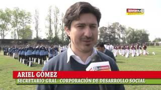 EN BUIN SE DESARROLLÓ EL OCTAVO ENCUENTRO NACIONAL DE BANDAS INSTRUMENTALES