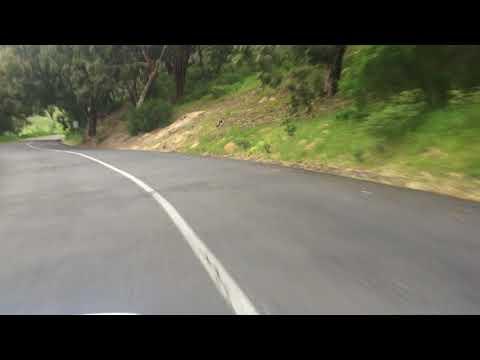 Drive to Simons town