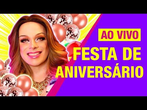 🔴 AO VIVO: 6 ANOS DO CANAL - Lorelay Fox