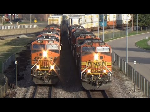 Railfanning Mount Pleasant, Burlington, and Fort Madison IA Feat  UP 2002, GE Tier 4 Demo, and a Rac
