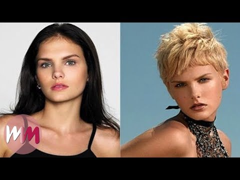 Top 10 Worst Americas Next Top Model Makeovers