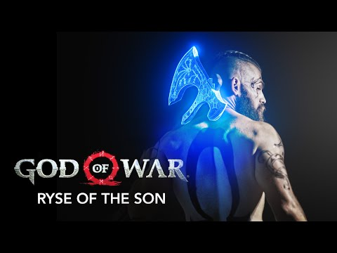 GOD OF WAR RYSE OF THE SON
