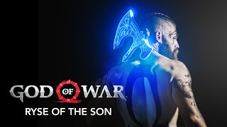 GOD OF WAR RYSE OF THE SON - Live Action Film